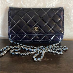 Chanel WOC Bag Patent Leather.FINAL PRICE